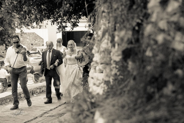 Wedding in Samos