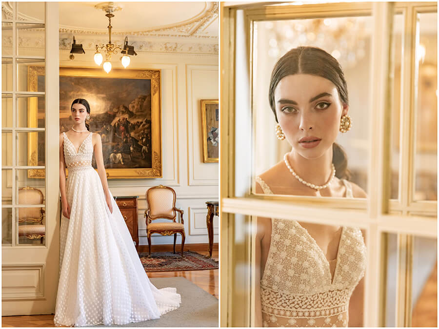 costantino bianca weddingdress 2020