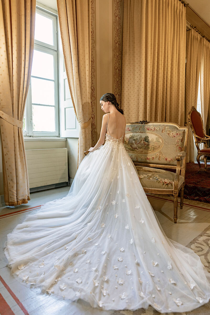 costantino electra weddingdress