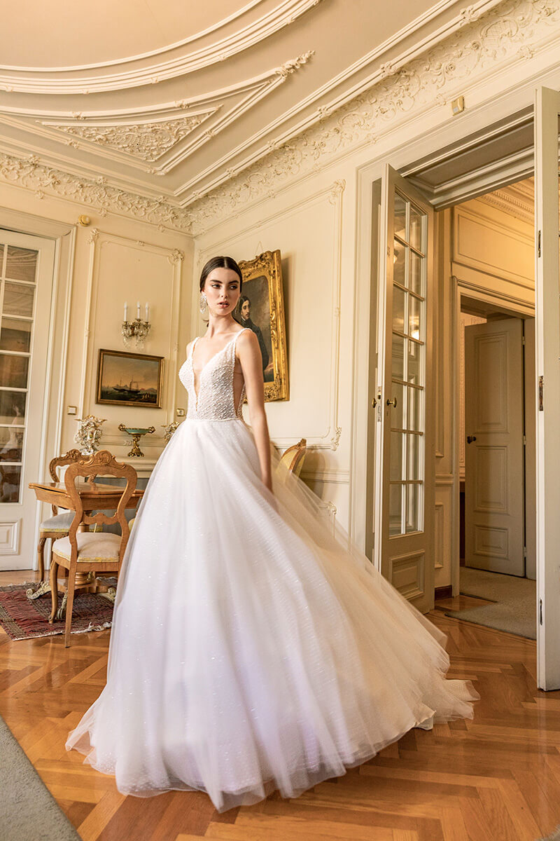costantino marion weddingdress