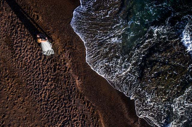 Aerial Wedding Photography