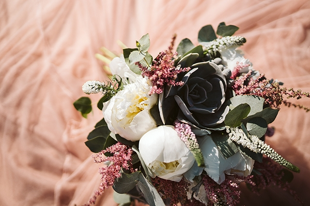 Peonies in Weddings