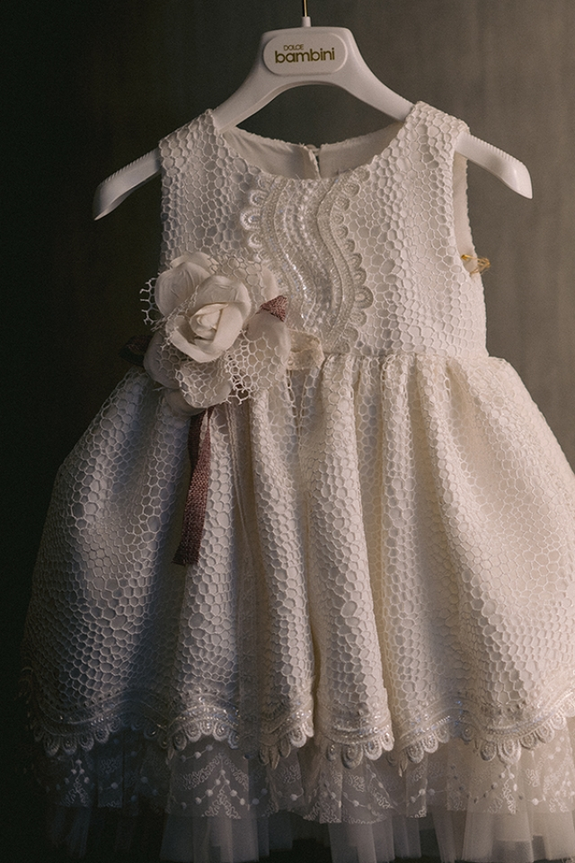 Lace Christening Gowns
